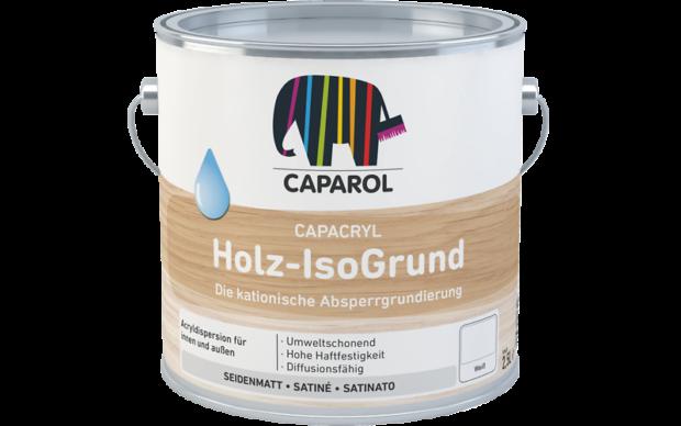 Capacryl Holz-Iso Grund