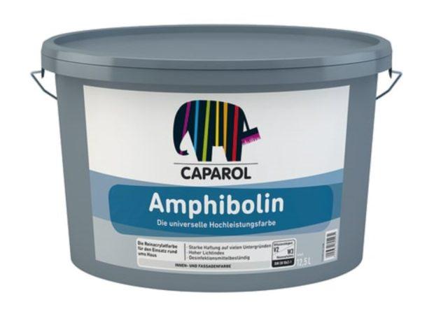 Amphibolin (dunkler Farbton)