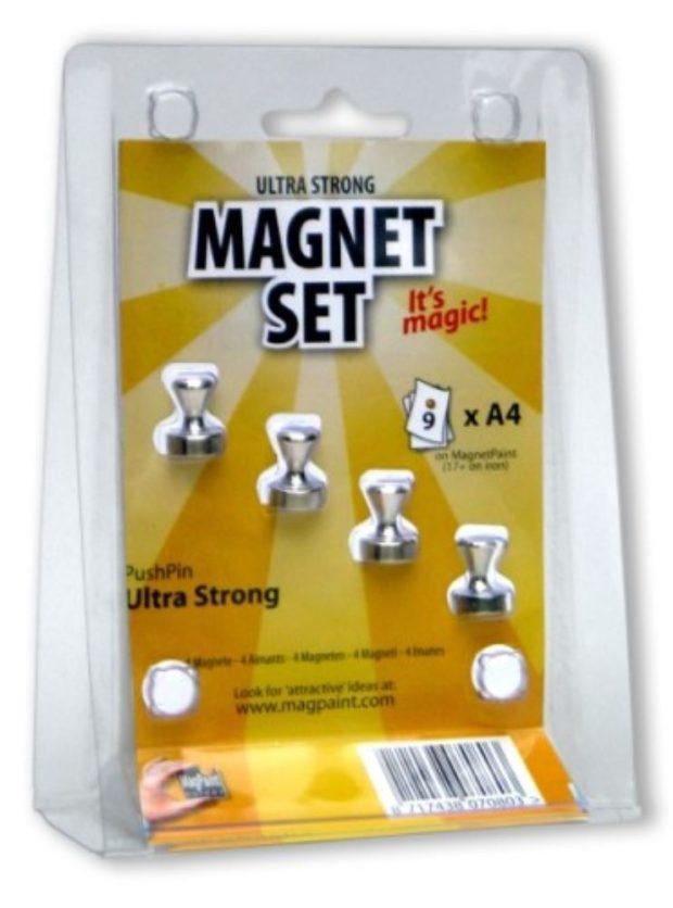 PushPin Neodym Magnet
