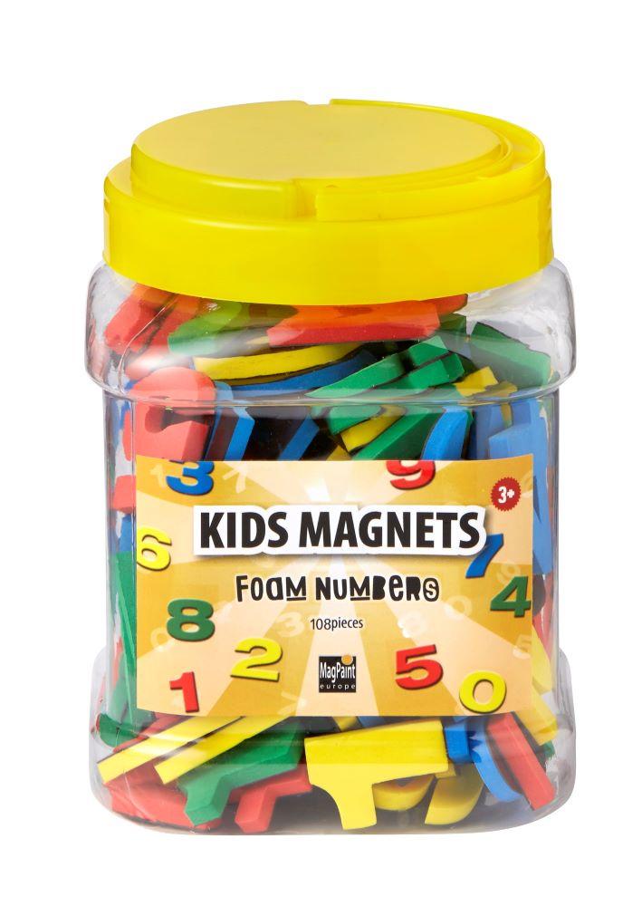 Magnet Nummern