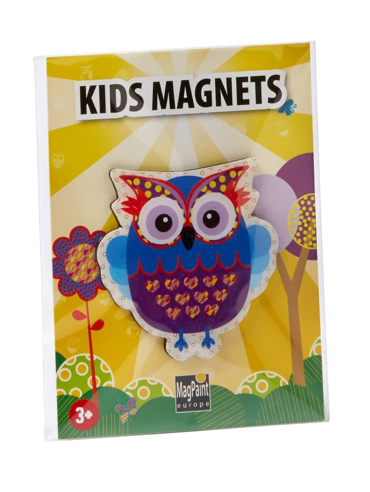 Magnet Eule