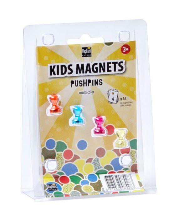 Magnet Push Pin