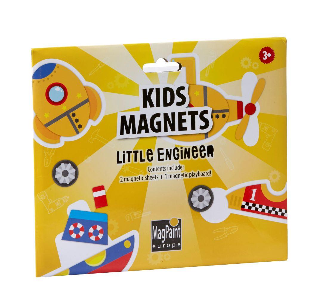 Magnet Set Little Engineer