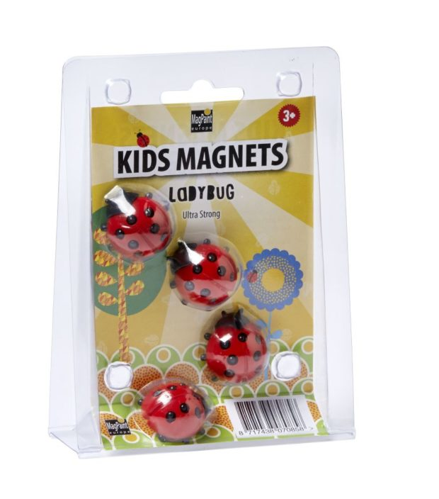 Magnete Marienkäfer